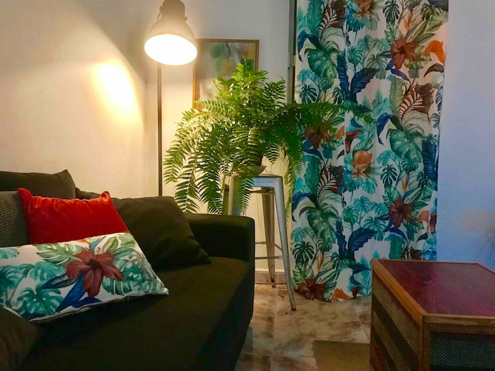 Small flat in the upper village of San Andres WiFi