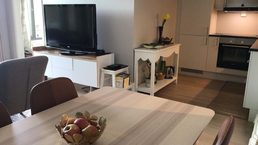 Cozy 42m2 apartment 10min from city center