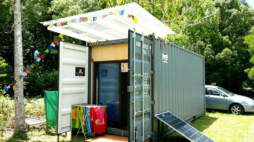 KUDU Shipping Container