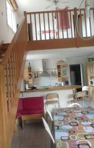 House for 6 or 8 persons - North La Souterrain - Saint-Agnant-de-Versillat
