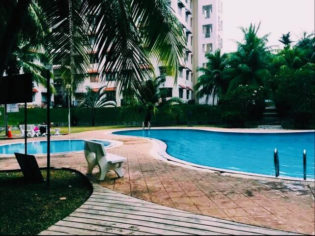 Cocobay Resort - Perfect for Family Getaway