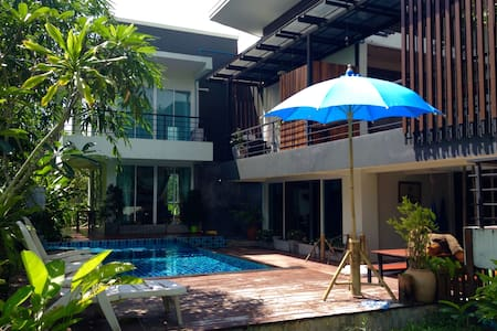 Praram's house (family rooms) - อ.หาดใหญ่