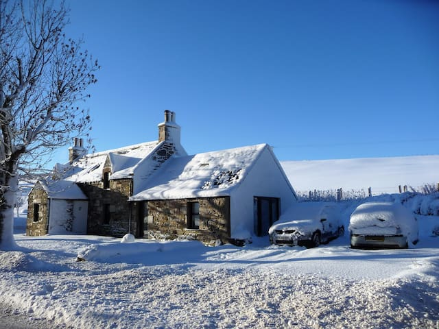 Country Cottage in the Glen Livet Crown Estate