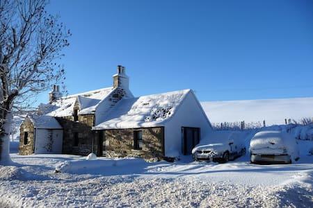 Country Cottage in the Glen Livet Crown Estate