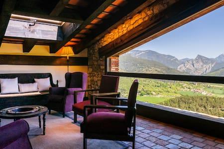 Apartamento agroturismo naturaleza Alta Garrotxa - Oix