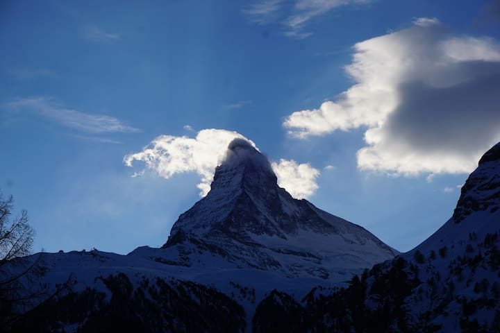 Guidebook for Zermatt