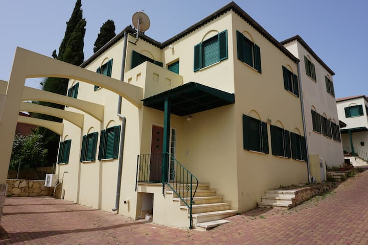 Your Zichron Home Away From Home Centrally Located