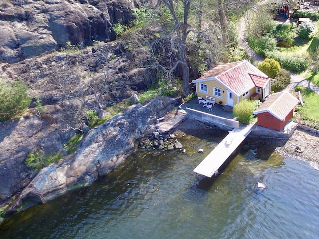 Water Villa in Stockholm