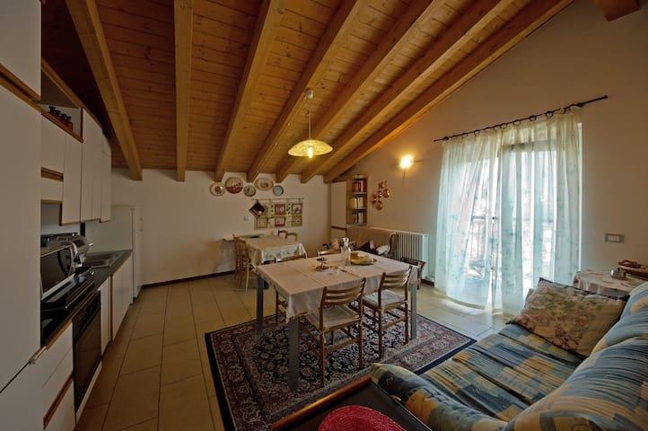 B&B: collina escursioni lago relax - Vigano San Martino - B&B/民宿/ペンション