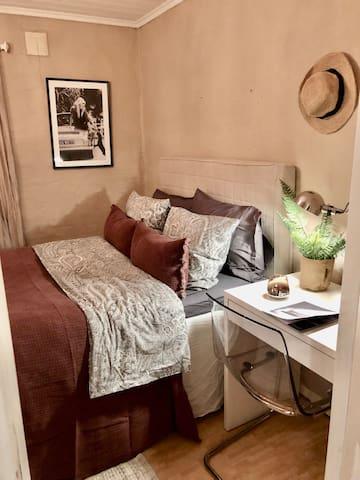 Bedroom 2 w 1.50*2m bed