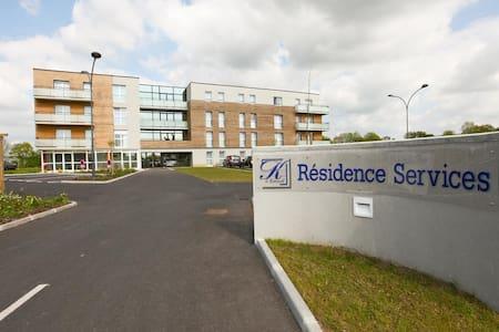 appart'hôtel T3 dans résidence services - Vire