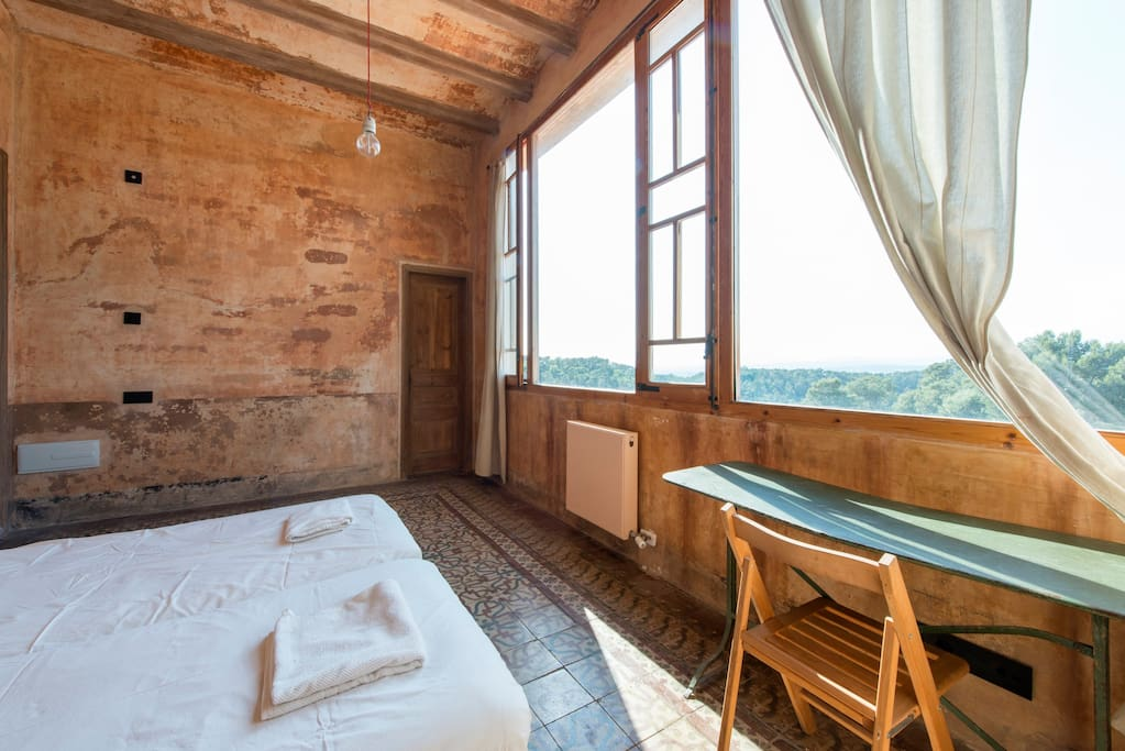 Dream masia ville in affitto a barcellona catalunya spagna for Ville in affitto a barcellona