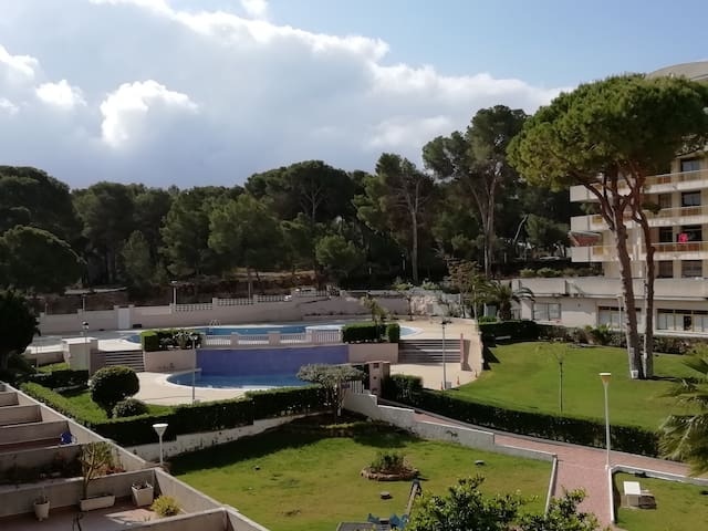 2 bedroom apartment in the residential complex Cataluña92