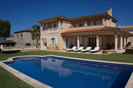 Welcome home. Bienvenidos - San Marçal, Marratxi, Mallorca - Almhütte