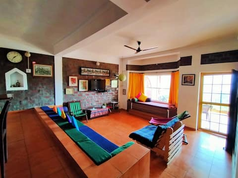 BLESSING-2-Homestay, Bhimtal Rd, Bhowali, Nainital
