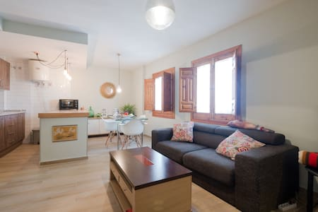Centre near Albaicin, room for 1 -2 - Lejlighed