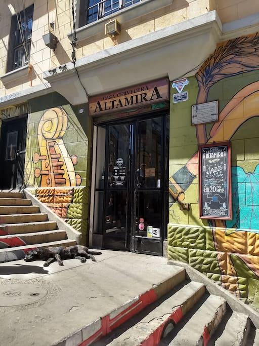 Cervecería Artesanal Altamira