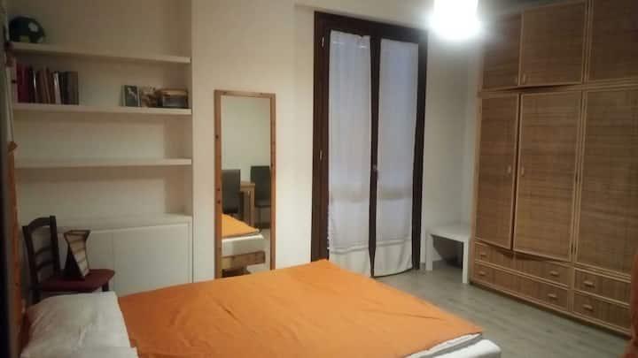 La tua camera privata a Certaldo