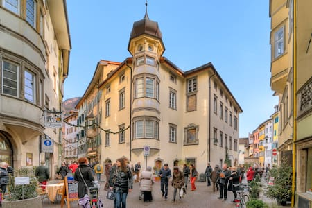 Room in the center of Bolzano+PARKING and BIKE - Bolzano - 公寓