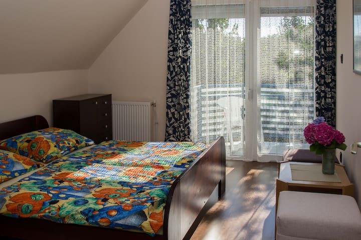Családi apartmanok a Balatonnál - Balatongyörök - Selveierleilighet