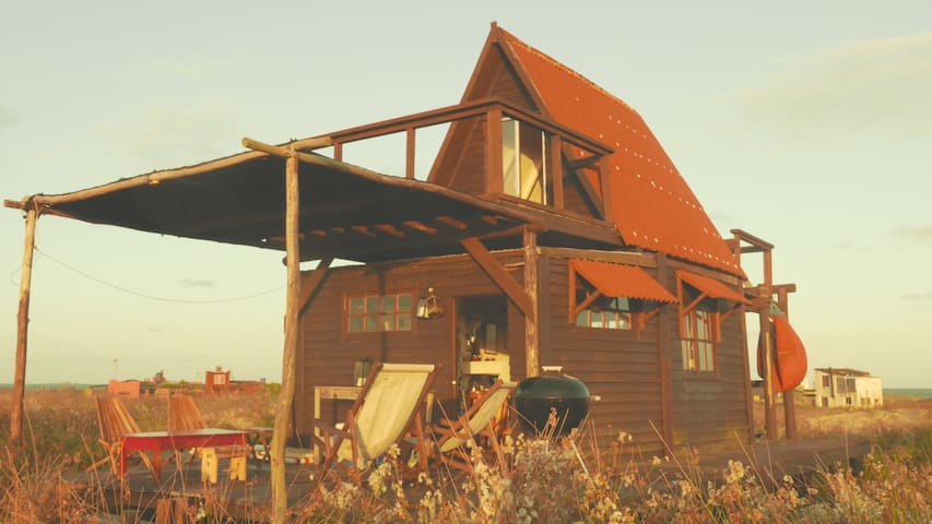 Confortable Rancho en el Cabo - Cabo Polonio - House
