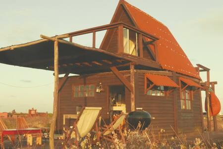 Confortable Rancho en el Cabo - Cabo Polonio - Hus