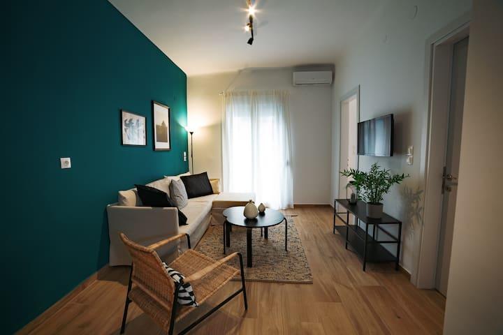 (C19 Prepared)Unique_Apartment_Thessaloniki_colony