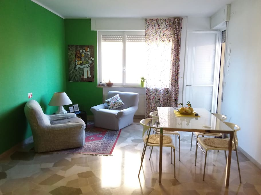 Cameretta singola a pordenone per 1 o 2 persone for Appartamenti in affitto a pordenone arredati