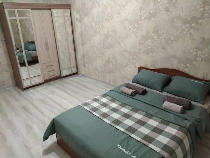 Светлая и уютная комната