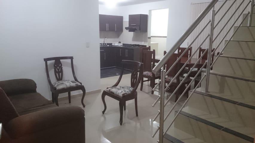 Apartamento Duplex centro San Gil - San Gil - Apartment