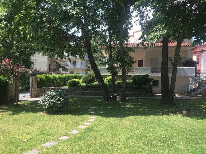 Platamonas Beach Garden Villa