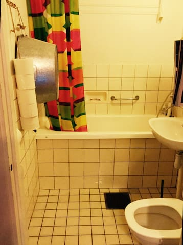 Cozy retro styled room and social host! - Malmö - Wohnung