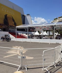 CENTRALISSIMO!!! - Cannes
