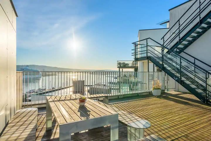 2 bedroom apartment at Tjuvholmen