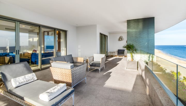 Garza Blanca Los Cabos - Three Bedroom Ocean Front Suite