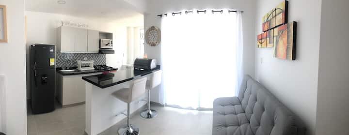 Agradable y cómodo apartamento en Coveñas