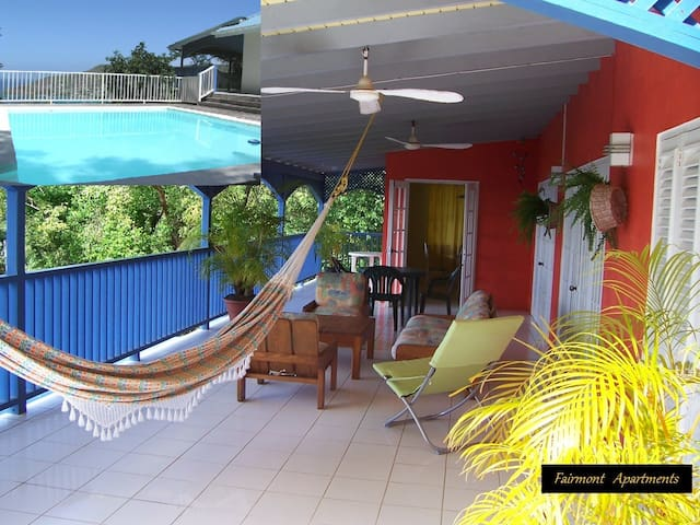 Fairmont Executive Apartment Bequia