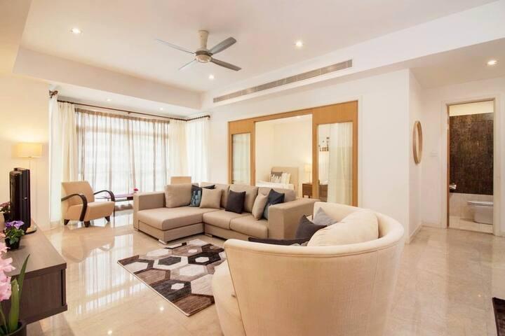 Binjai#2:4 Bedroom, 2000 sq ft of luxury near KLCC