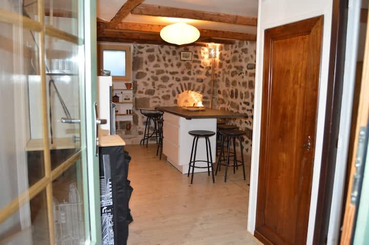 Le gîte du Bessat 6/8pers. Le Puy-en-Velay centre