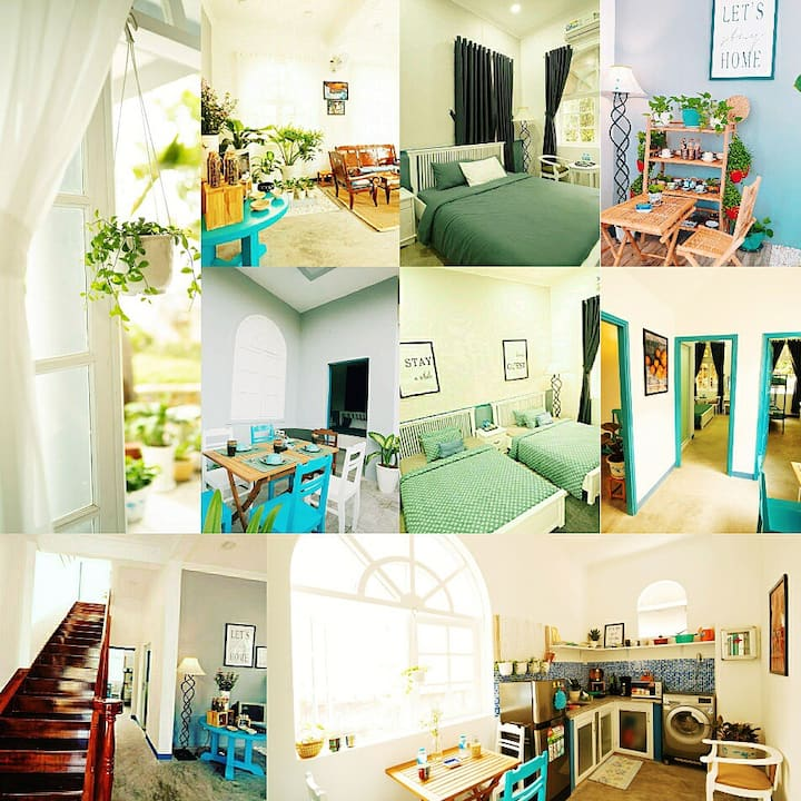 Sonvillavungtau - Family Room With Private Bancony