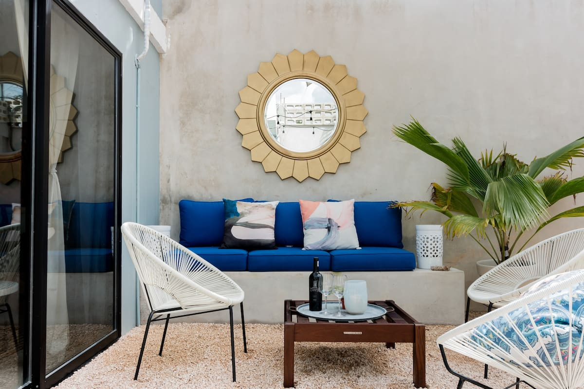Casa Naya Tulum—Quirky and Light-Filled Artistic Oasis