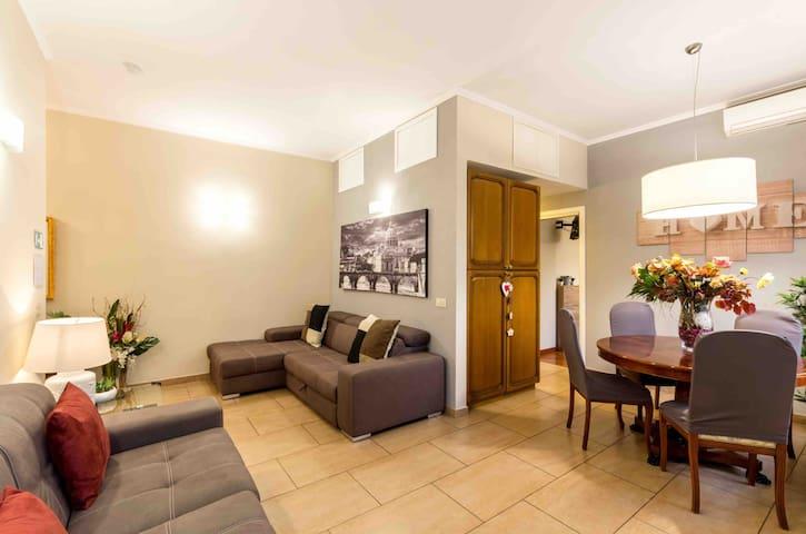 Domus Pratolina, appartamento a San Pietro