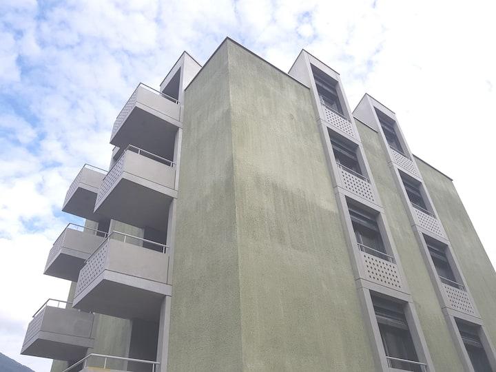 Modernes und zentrales Apartment (A06, 1st floor)