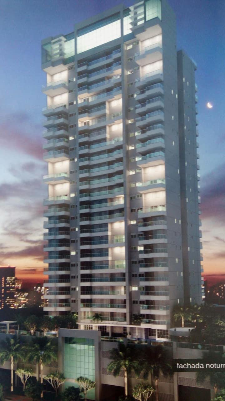 Apartamento novo em condomínio Alto Padrão