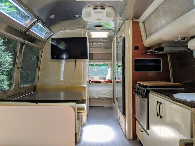 Experience Airstream Living Near Seattle