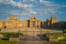 Blenheim Palace - world heritage site. Family home to Sir Winston Churchill 39m