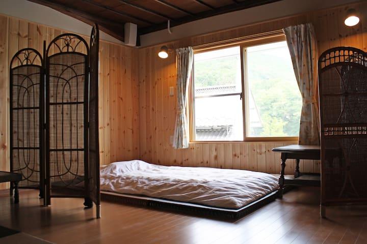 Japanese Country Dormitory Tsuzune in Nagano(3/3)