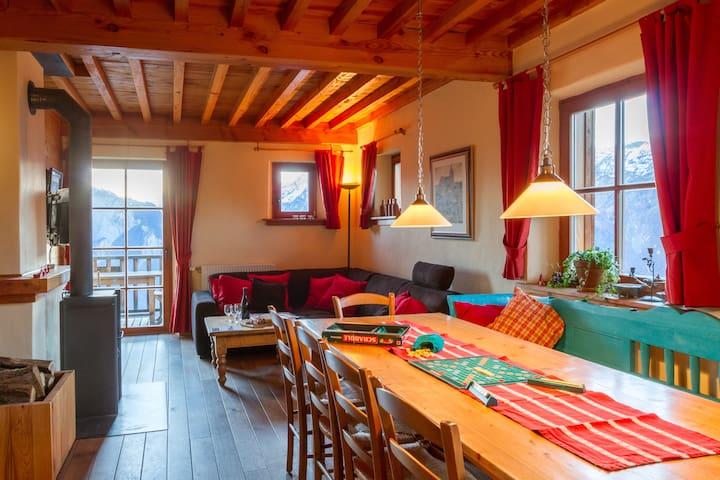 Appartement 4 épis Alpe d'Huez Grand Domaine Ski - Villard-Reculas