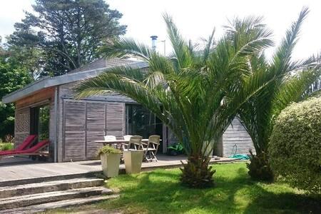 Grande et Lumineuse maison en Bois - Plogastel-Saint-Germain
