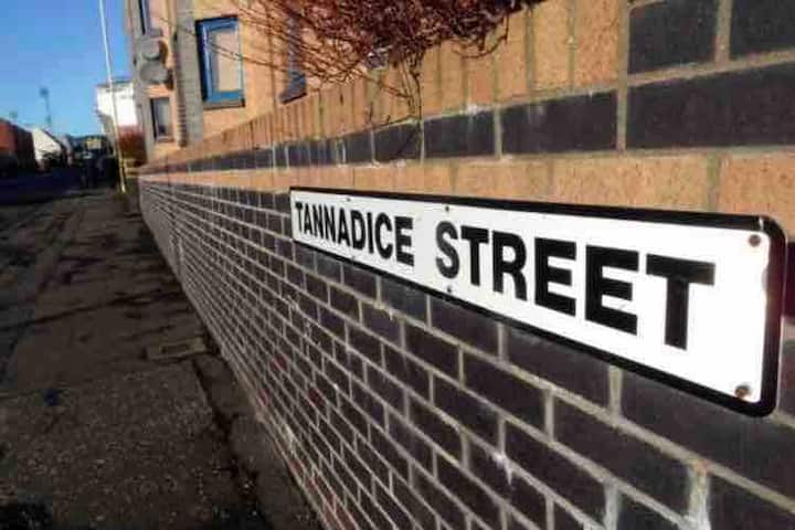 Tannadice Street St James Court